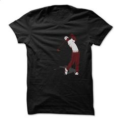 Golfer Swing Great Gift For Any Golf Fan - customized shirts #shirt #clothing