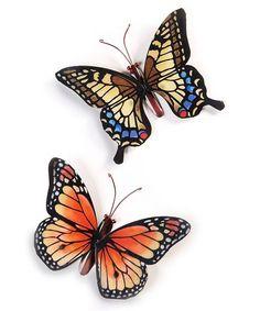Butterfly Wall Art Butterfly Wall Decor, Butterfly Gifts, Flower Wall Decor, 3d Wall Art, Hanging Wall Art, Wall Art Decor, Wall Décor, Metal Flower Wall Art, Metal Flowers