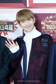 •161229 BTS' RAP MONSTER @ 2016 KBS Song Festival Gayo Daechukjae