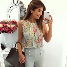 50 spring outfits to look cool – Artofit Cute Dresses, Casual Dresses, Casual Outfits, Mode Rockabilly, Look Fashion, Fashion Outfits, Fasion, Cool Outfits, Summer Outfits