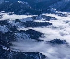 Sierra Mountain Range, California