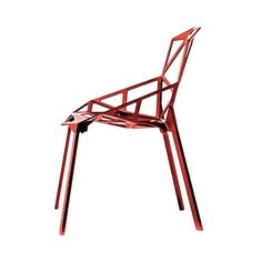 Chair One - Red - alt_image_one