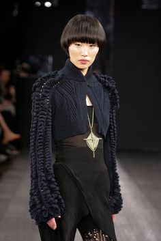 knitGrandeur: The Future of Fashion, FIT 2011 Knitwear