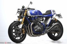 1996 Honda CB750 Seven Fifty #FuoriserieCustomItaly
