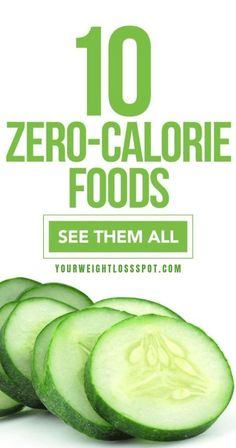 10 Zero calorie foods for weight loss that you can start adding to your diet tod. - Weight loss tips for women. Weight Loss Drinks, Weight Loss Smoothies, Healthy Weight Loss, Fat Burning Detox Drinks, Fat Burning Foods, Healthy Detox, Healthy Diet Plans, Vegan Detox, Healthy Eating