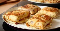 Recette de Crêpes aux épinards et jambon . Facile et rapide à réaliser, goûteuse et diététique. Ingrédients, préparation et recettes associées.