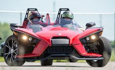 Polaris Slingshot..less than $25K with electronic stability, GM 2 liter 4 cylinder engine