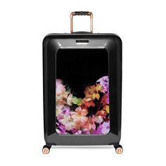 3dec6ca8d1efa Luggage Ted Baker Take Flight TBW101 Large Spinner Cascade Floral. This  company has the large