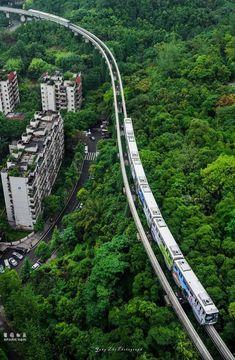 Architecture of Doom — grupaok: Thomas McGovern, El Tigre Market, City Architecture, Futuristic Architecture, Rituals Set, Vertical City, Hill City, Chongqing, Cities, Future City, Urban Planning