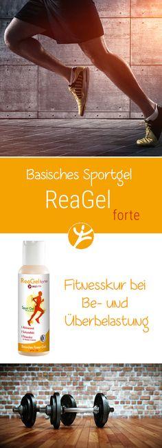 ReaGel forte ist ein basisches Sportgel, das beanspruchte Gelenke, Muskeln, Sehnen, Bindegewebe und Rückenpartien mit seinen pflanzlichen Kräuterextrakten, kühlendem Pfefferminzöl und Arnika intensiv belebt. ReaGel forte mildert muskuläre Verspannungen, unterstützt Durchblutung und Regeneration.