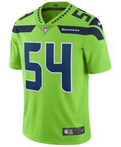 20a5e0a8e ... Nike Mens Bobby Wagner Seattle Seahawks Limited Color Rush Jersey -  Green XXL ...
