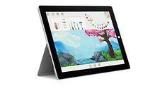 Microsoft Surface 3 10.8 inch Tablet (Intel Atom Z8700 1.... https://www.amazon.co.uk/dp/B017KX75GQ/ref=cm_sw_r_pi_dp_x_GLrXybPY7N418
