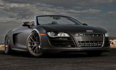 Cool Audi R8 Spyder