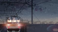 Пять сантиметров в секунду / 5 Centimeters per Second