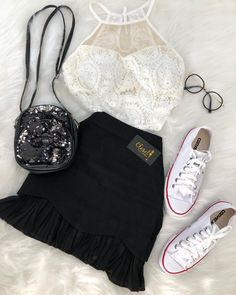 After costuming all evening for the office, evenings and weekends will be regarding the classycasual look! Modest Summer Fashion, Summer Fashion Outfits, Curvy Outfits, Mode Outfits, Skirt Outfits, Classy Outfits, Casual Outfits, Dope Fashion, Teen Fashion
