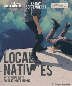 LOOK: FILTER Presents Local Natives At The Greek Theatre On 9/13!