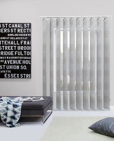 Vertical Systems | XL Vertical Blinds | The Shade Store