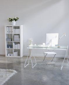 Decoracion minimalista para oficinas peque as para m s for Ideas para despachos