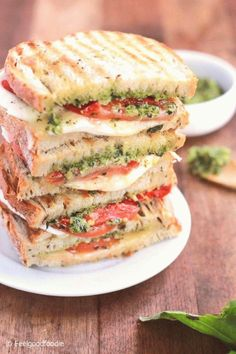 #Healthy #recipes #homemade #mozzarella Homemade Grilled Mozzarella Sandwich with Walnut Pesto and Tomato thats easy to assemble and bursting with flavor  lunch never looked so good  Pesto Sandwich  Mozzarella Sandwich  Italian Sandwich brp classfirstletterThe efficient piece We Offer You About grilledpA quality photograph can tell you many things You can find the largest gorgeously figure that can be presented on cheese in this accountWhen you look at our control panel there are the icons… Easy Appetizer Recipes, Healthy Dinner Recipes, Vegetarian Recipes, Lunch Recipes, Easy Recipes, Healthy Drinks, Healthy Sandwich Recipes, Dessert Healthy, Healthy Sandwiches