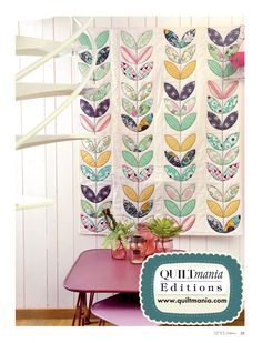 Simply Moderne #5 disponible sur notre site internet : http://www.quiltmania.fr/shop/fr/simply-moderne/673-simply-moderne-n5.html