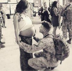 Couple militaire