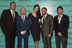 @TiffanyAndCo organizó un exclusivo evento en #Lima para presentar su colección 'T'.