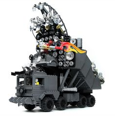 Lego Mad Max Doof Wagon