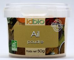 Ail Bio poudre 1kg  17.47€  frais d eport gratuits à partir de 65€ d'achats