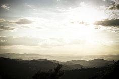 Barcelona hills — Spain — Tom Holmes Photography