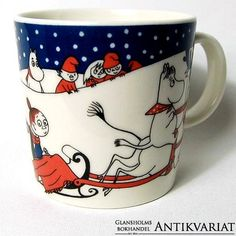 Moomin Mugs, Tove Jansson, Marimekko, Christmas Greetings, Troll, Product Design, Finland, Bowls, Calligraphy