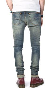 Cultizm.com - High Kai Misty Indigo Nudie Jeans High Kai Misty Indigo 111625