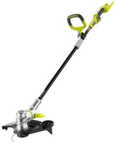 Ryobi 40-Volt Lithium-Ion Powered Cordless String Weed Trimmer/Edger (Tool Only) #Ryobi