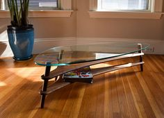 mid century coffee table modern coffee table walnut coffee