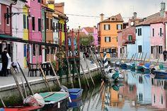 Ilhas de Veneza para visitar