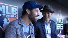 Paul Rudd and Carlos Correa discuss baseball, acting