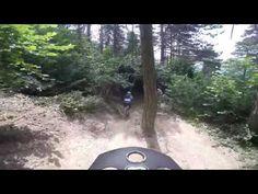 Finale Ligure - Sentiero H - Mtb - YouTube