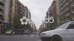 Time lapse in the center of the city of Cordoba, Argentina - Stock Footage Stock Video, Stock Footage, Street View, City, Cordoba, Argentina, Cities