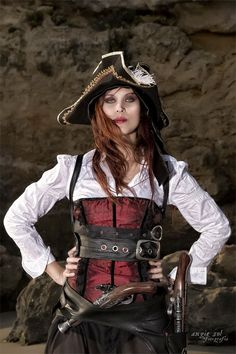 Pirate Danu by Angie  Sol on 500px