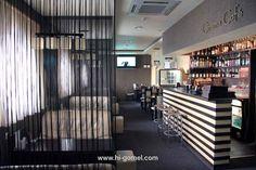 movie theater lobby design - Google Search