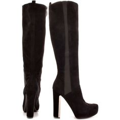 GUESS WOMEN CORRIE BLACK SUEDE KNEE HIGH BOOTS SIZE 8.5M NEW find your happiness in the Corrie. This Guess boot showcases a taupe suede upper with elastic detailing at the shaft. A 5 inch block heel and 1 inch concealed platform completes this up to date and on trend look. Shoe Details: Leather Upper Man Made Sole Made In China This Shoe Fits True To Size. Ebay item 121136140691 sale price $189.99