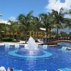 Barcelo Maya Palace - love, love, love this place
