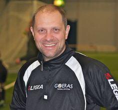 Dan Thelin - Fotbollsinstruktör
