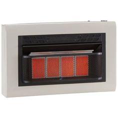 Procom Vented Garage Heater 45 000 Btu T Stat Model