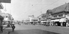 Tunjungan Surabaya 1950