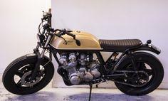 Honda 750 KZ Custom 1981 - Addict Motorcycle