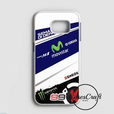 Jorge Lorenzo 99 Movistar Yamaha Motogp Team Samsung Galaxy S7 Case | casescraft