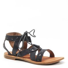 fecab1fcf03 Diba True Shoes Train Stop 0.5 Inch Heel Grey Suede Gladiator Style Sandals  Greece Outfit
