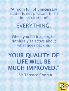 clutter clearing - Google Search