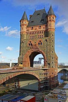 Nibelungen bridge germany...