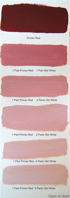 Primer Red (The color in these pins makes it look like Primer Red would work for me ... maybe. I'm so torn. So wish I could see samples.)